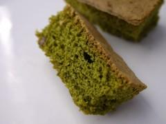 紀の郷「抹茶ケーキ」